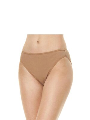 Blue Canoe All Cotton High Cut Panty Naked